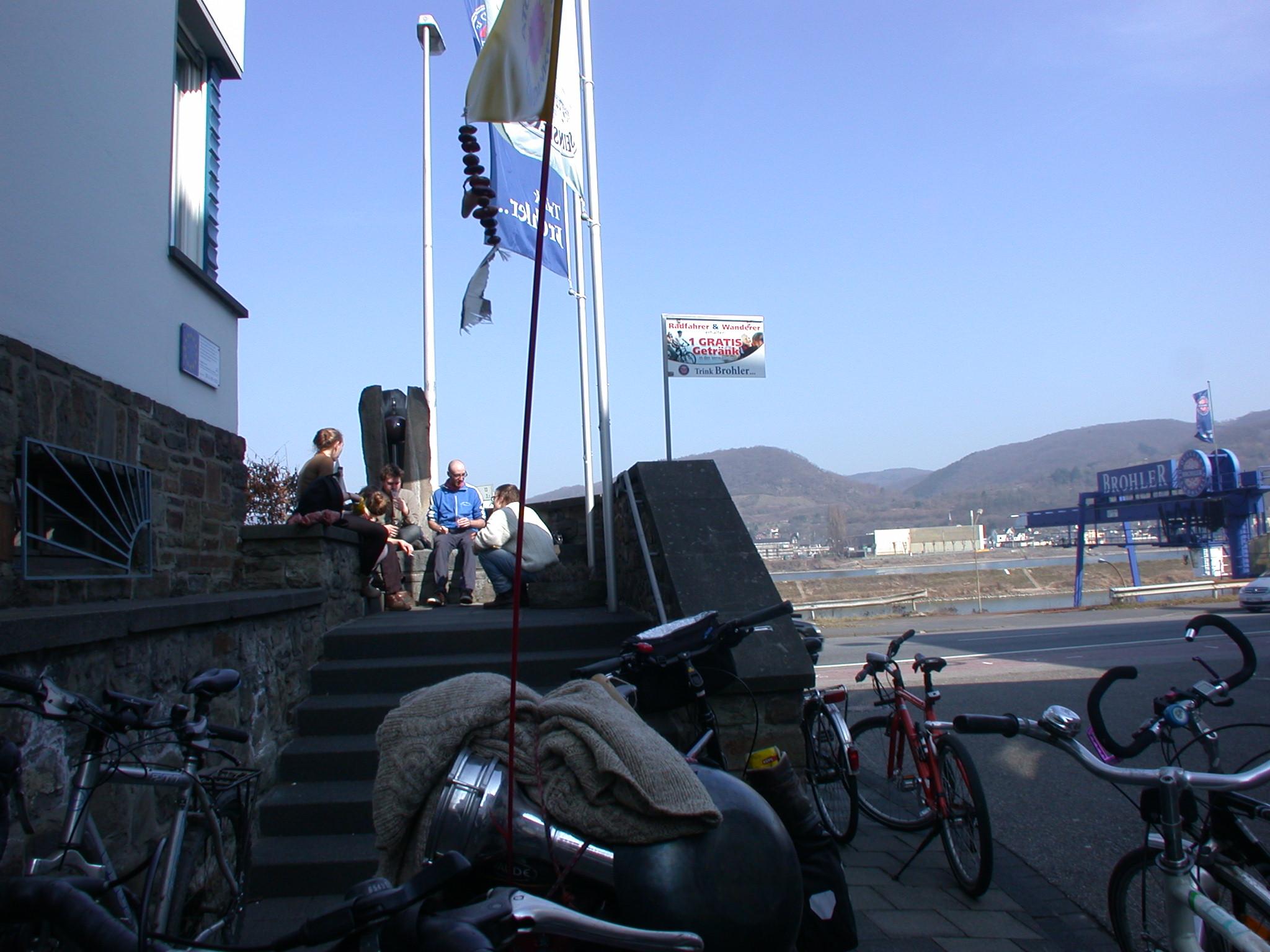 Von Bonn nach Wien | freirad